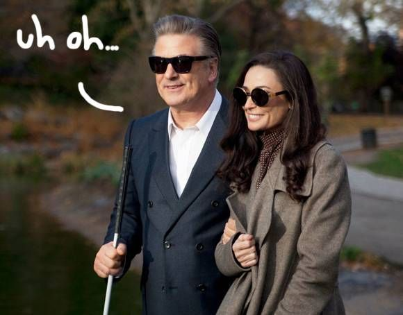 VOTE #Alec Baldwin Playing A Blind Man In New Movie Called Out As 'Crip-Face — What Do YOU… #Paparazzi #baldwin #blind #called #movie