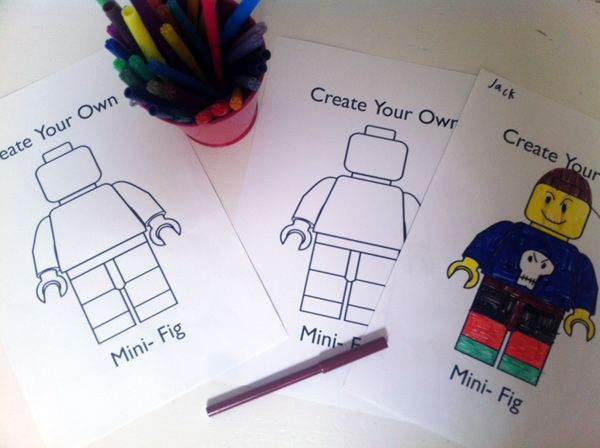 Show us your party – Jack's Lego birthday