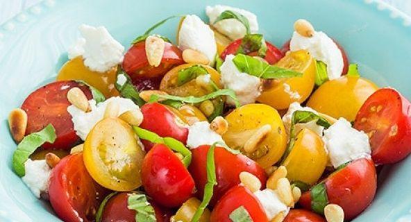 tomatensalade-met-ricotta