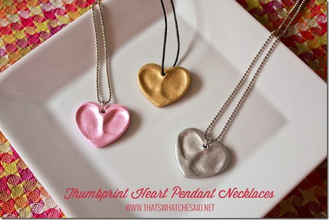 Thumbprint Pendants at thatswhatchesaid.net