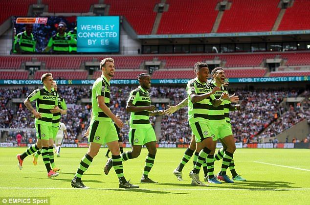 Forest Green Rovers won promotion to League Two via the National League play-off final