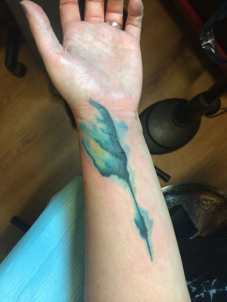 Wrist surgery tattoo cover up can 39 t see my ugly scar for Scar cover up tattoos