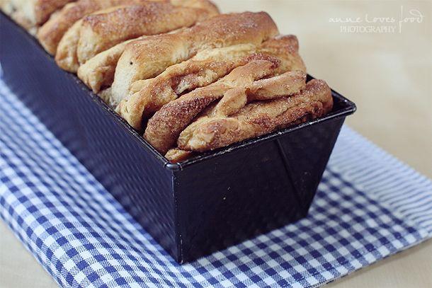 Cinnamon Pull Apart Bread * wird getestet!!!