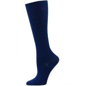 Solid Color Womens Compression Socks for Nurses Size 9-11