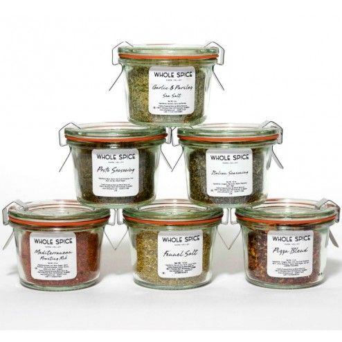 Weck Jar Small Mediterranean Gift Set