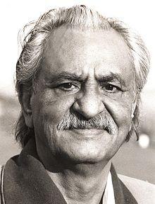 Dr. Javad Nurbaksh (Nur 'Ali Shah), Master of the Nima'tullahi Sufi Order. Died 2008.