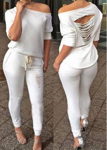 17 Best ideas about White Romper Pants on Pinterest | Strapless ...