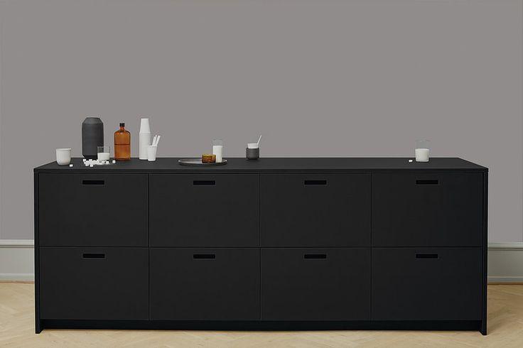 die besten 25 k che neue fronten ideen auf pinterest. Black Bedroom Furniture Sets. Home Design Ideas
