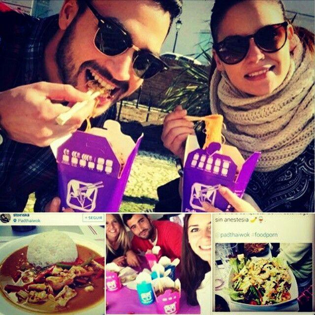Llega un nuevo #FindeSemana para disfrutar de tu #tiempolibre en #familia, en #pareja, con #amigos, de la #nieve, de la #playa, de esa #bici olvidada,... Y por supuesto, de #PadthaiWok!!#HaveFun #FelizFinde #PadThaiFan  Encuentra tu PadthaiWok más cercano aquí: http://bit.ly/1C64c7e