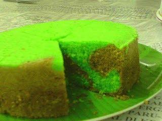 sponscake: Just, Uit Indonesie, Ground, Recipes From