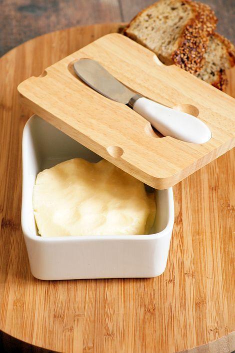 Przepisy Thermomix. Domowe masło