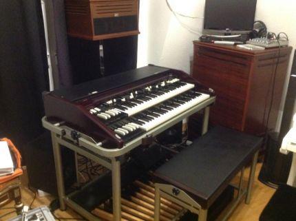 Leslie Hammond 2103 MKII und 122XB in Hessen - Bad Soden am Taunus | Musikinstrumente und Zubehör gebraucht kaufen | eBay Kleinanzeigen