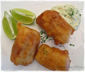 Mögt Ihr Backfisch ? Dann müsst Ihr dieses Rezept hier ausprobieren. Es ist besser als aus der Fischbratbude auf der Krimes. ...