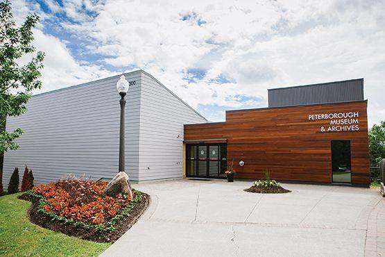 Peterborough Museum Celebrates Canada 150!