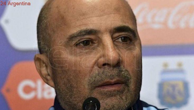 Sampaoli citó a Perotti, Kranevitter y dejó afuera a Higuaín