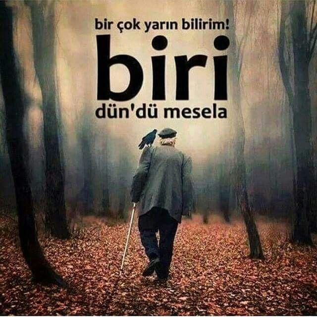Bir çok yarın bilirim biri dündü mesela.. - Sedat Balun #sözler #anlamlısözler #güzelsözler #manalısözler #özlüsözler #alıntı #alıntılar #alıntıdır #alıntısözler