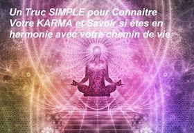 connaitre son karma, vies anterieures et karma, le karma d'une personne, mon karma définition, karma 8, test karma gratuit, comment améliorer son karma, calculer son chemin de vie numerologie,