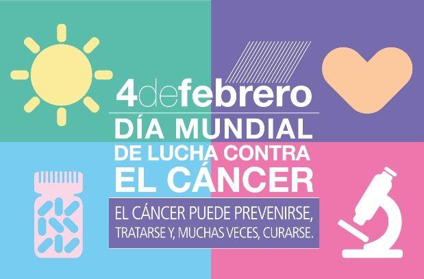El Día Mundial contra el Cáncer es celebrado el 4 de febrero de cada año. Se trata de un día en el que se pretende conseguir la concienciación social a nivel mundial sobre una de las enfermedades mayoritarias de mortalidad. La Organización Mundial de la Salud (OMS) junto con el Centro de Investigaciones sobre el...
