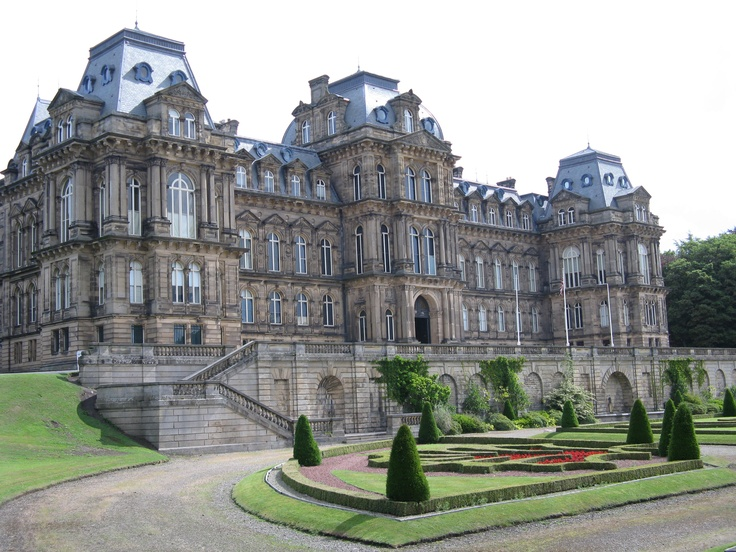 The Bowes Museum, North Yorkshire