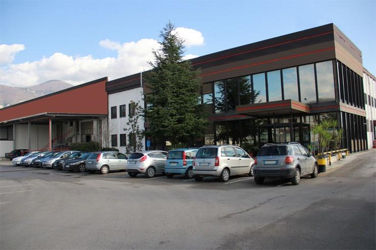 Ambrosio - La sede