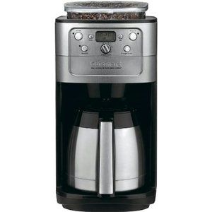 クイジナート 12カップ オートマティック グラインド&ブリュー コーヒーメーカー