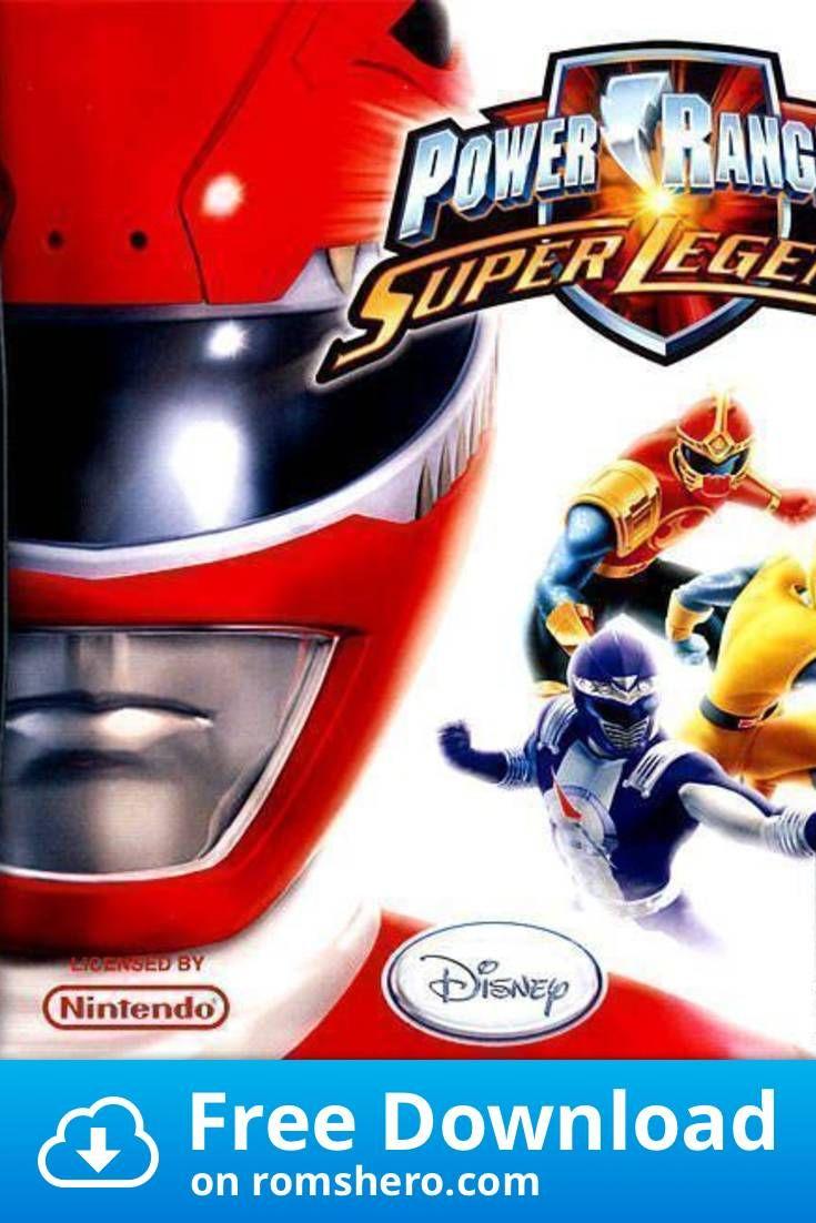 Download Power Rangers Super Legends Nintendo Ds Nds Rom Power Rangers Super Legends Power Rangers Nintendo Ds