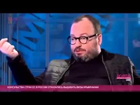 С.Белковский Россия исчезнет вместе с Путиным, как невеста Дракулы