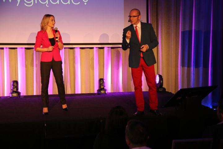 Goście na scenie www.biznesplus.pl