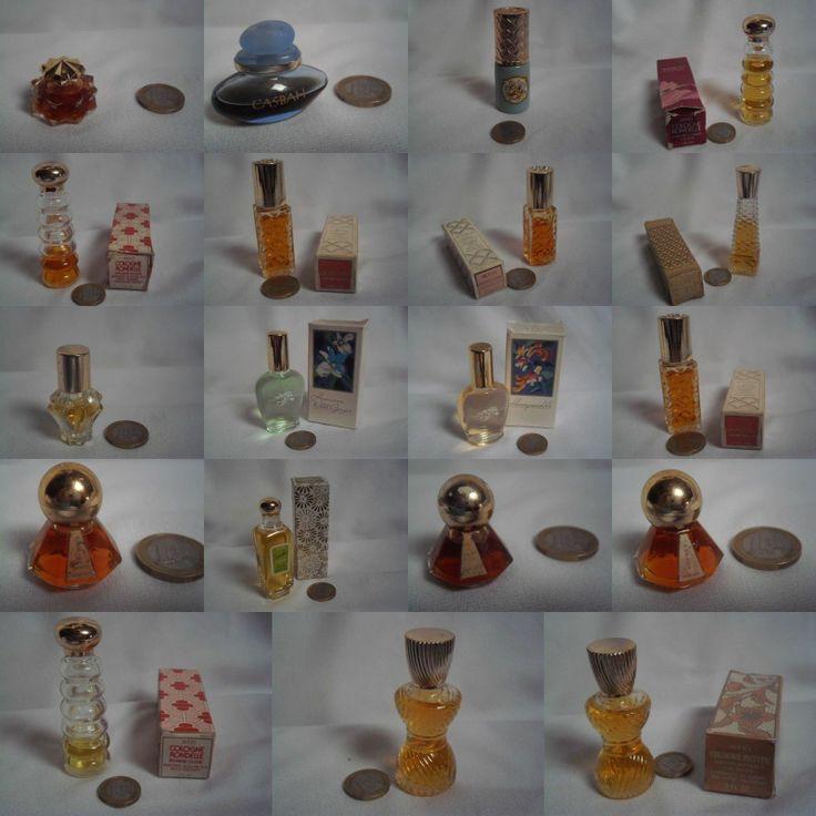 Vintage Avon fragrances, France