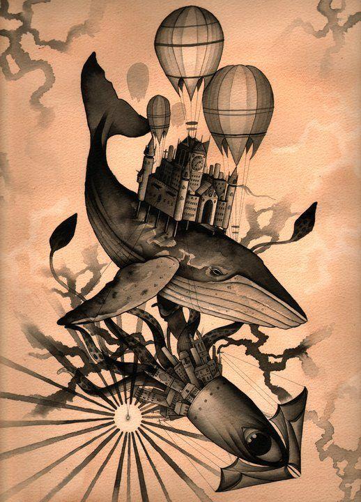 Artwork by Mitch Allenden