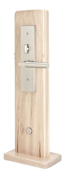 Lugano | Contemporary Lock Sets | Mortise Entry Sets | Emtek Products, Inc.  Front and back door
