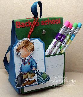 LOTV - Back To School Boy