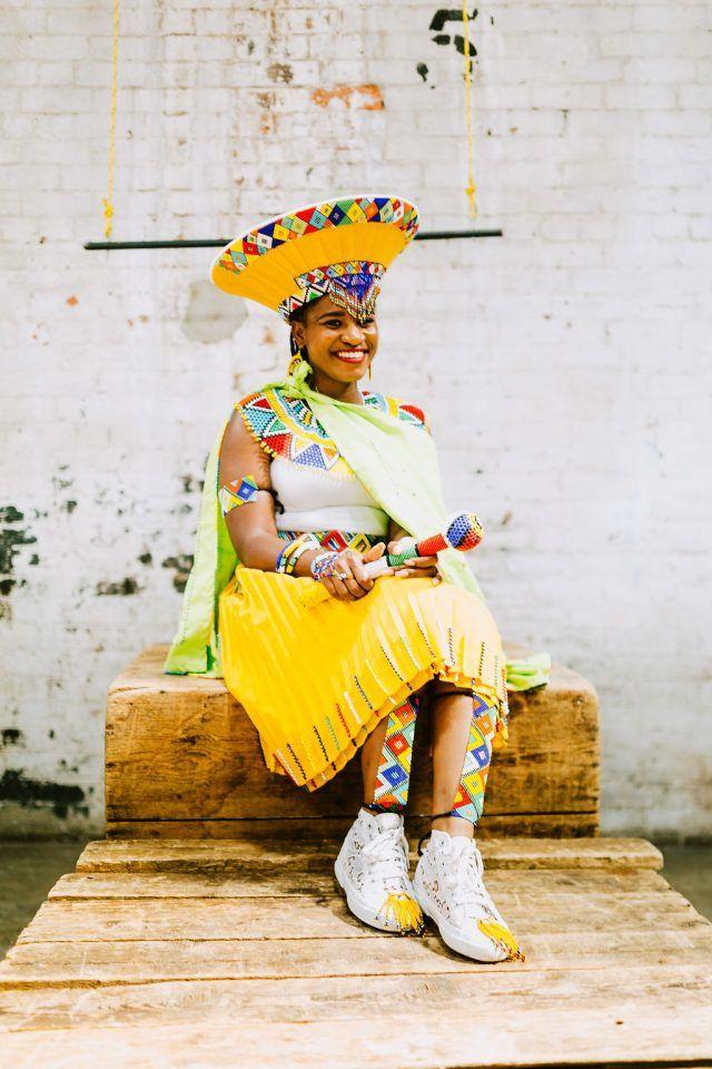 Zulu Bridal Shoot
