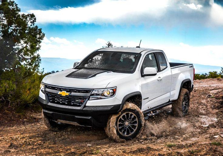 A Cars.com szerint a Chevrolet Colorado ZR2 2018 legjobb pickupja