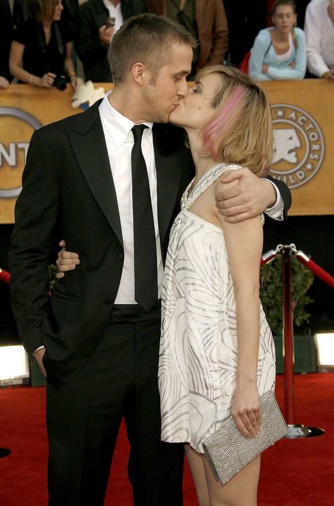 Ryan Gosling's Best Kisses on Screen and Off: We've seen Ryan Gosling smooch a lot of ladies — both on screen and off — but nothing, nothing compared to the romantic moments he shared with his The Notebook costar and ex-girlfriend, Rachel McAdams (sorry, Eva Mendes!).