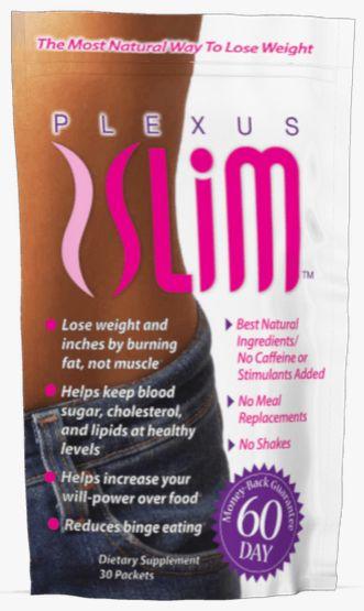 Plexus Slim Product Package