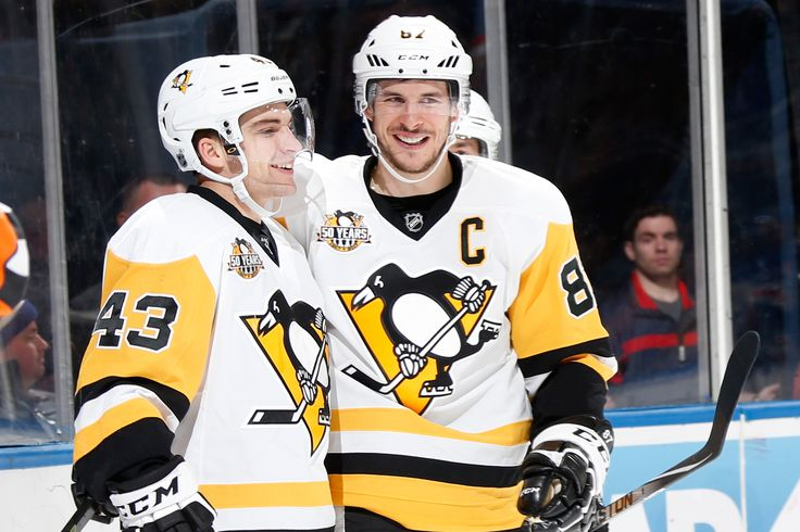 November 23, 2016 at New York Rangers. The #Pens scored five goals in the second period, including two from Sidney Crosby, to claim victory. Final Score, 6-1 Penguins.