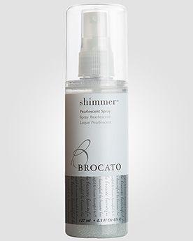 Brocato Перламутровый спрей-блеск Brocato Shimmer Pearlescent. 127 мл.