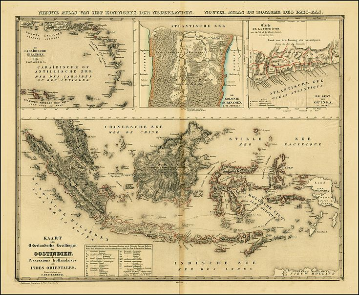 GEO'S: Peta Indonesia Tempo Doloe Part #2