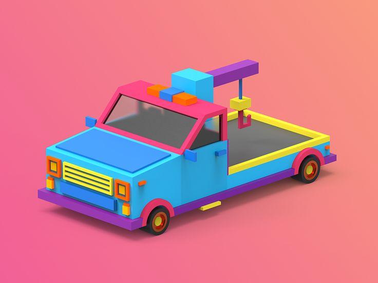 4/4 Car by tolitt