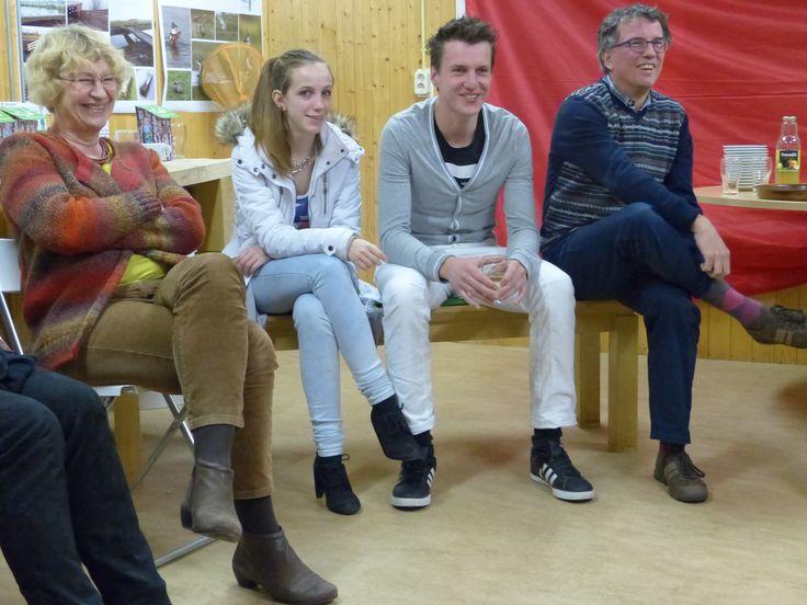 Nieuwjaarsbijeenkomst GroenLinks Pijnacker-Nootdorp en Lansingerland o.a Raoul