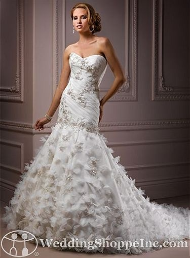 Maggie Sottero Bridal Gown Addia Weddings The Dress
