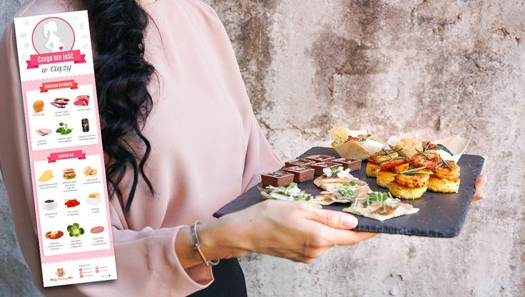 Co wolno jeść w ciąży a co jest zupełnie zakazane? Koniec z mitami żywieniowymi!