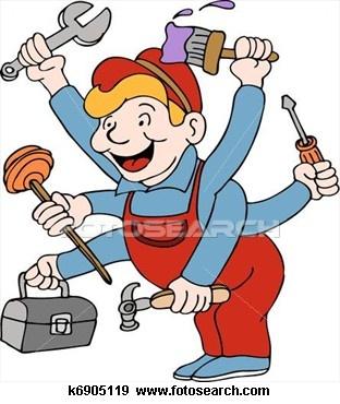 14 best handyman logos images on pinterest art clipart handyman rh pinterest com handyman clip art free download handyman clip art free online