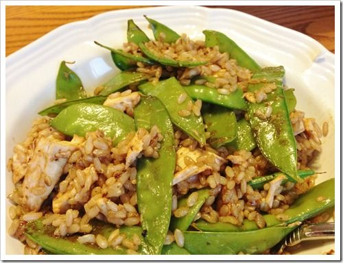 Thai Peanut Chicken Stir-Fry | Tempting Recipes | Pinterest