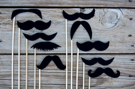 We are having a photobooth at our wedding so I've been searching for props, these are perfect!/etsy.com