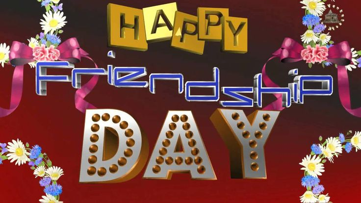 Happy Friendship Day, Wishes, Images, Greetings, 2016, Messages, Quotes, Animation, Whatsapp Video