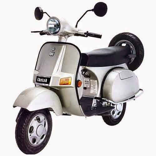 Bajaj Auto has recently re-registered the Chetak name which has led to intense speculation that the company is heading back into the profitable scooter space.