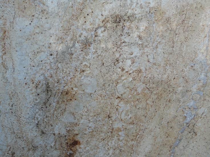 Atlanta, GA. Hot Kitchen Trend: Colonial Cream Granite. Over 1600 Slabs In