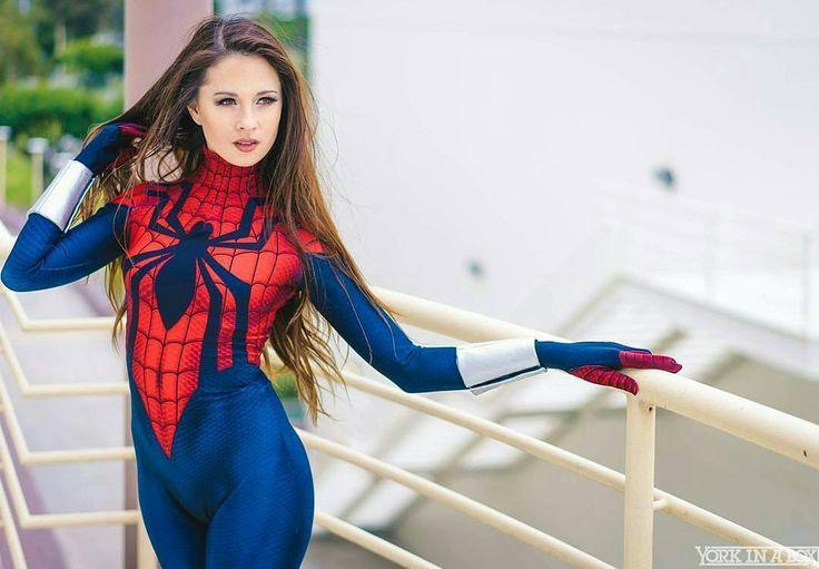"""Destiny's what you make of it."" @hendoart  Photo by @yorkinabox)  #SpiderGirl #spidermancosplay #MayParker #Mayday #SpiderWoman #SpiderMan #SpiderVerse #marvel #marvelcomics #comic #cosplay #cosplayer #love  #geekgasm #GeekStuff #nerdist #Gamenerd #nerdgirls #NerdHumor #ComicFan"